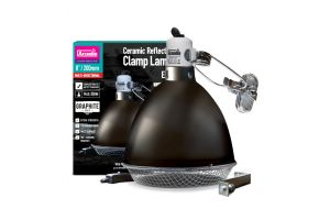 "Clamp Lamp Noir ""Graphite"""