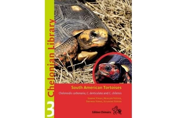 Chelonia librairie South American Tortoises