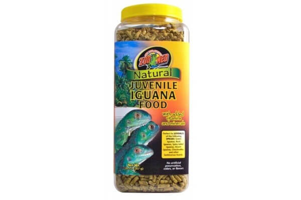 Iguana Food - Juvénile - 567gr
