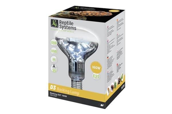 D3 Basking Lamp UV