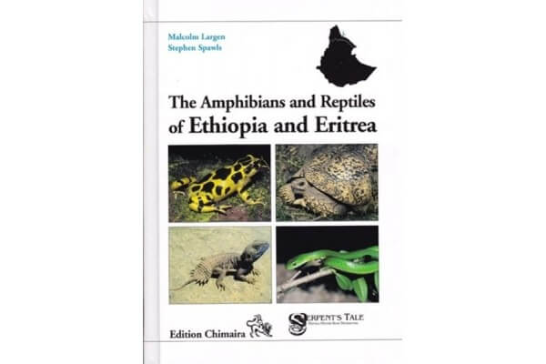 The Amphibians and Reptiles of Ethiopia and Eritre
