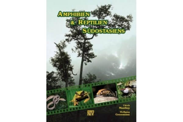 Amphibien and Reptilien Südostasiens