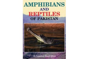 Amphibiens and Reptiles of Pakistan