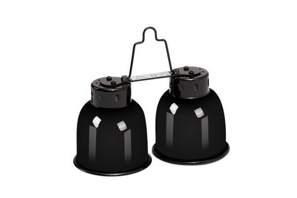 Mini Dôme double pour lampe