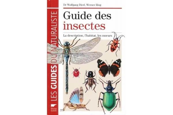 Guides des Insectes de France et d'Europe