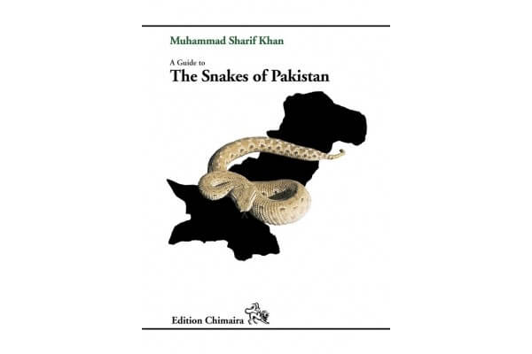 A guide to the snakes of Pakistan