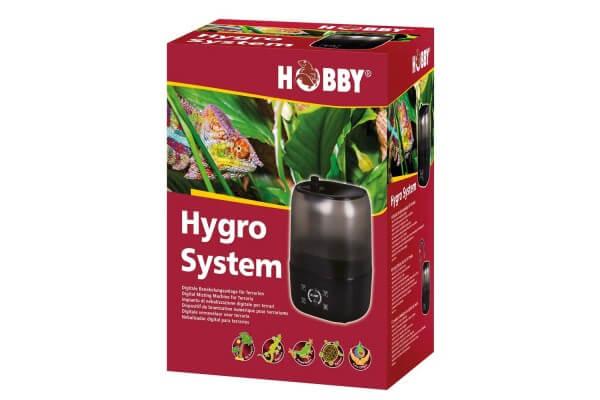 Hygro Systeme brumisation automatique
