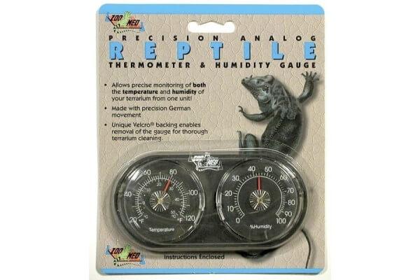 Hygrometre et Thermometre Mécaniques