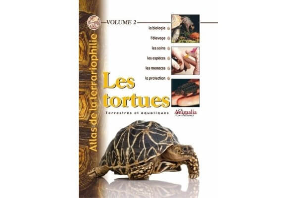 Atlas de la terrariophilie volume 2 : Les tortues