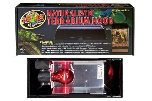 Naturalistic Terrarium Hood