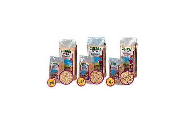 Chipsi Extra - éclats de hêtre 2,5kg