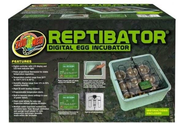 Reptibator Incubator, Incubateur reptile