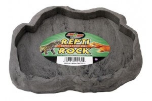 Repti rock Food Dish