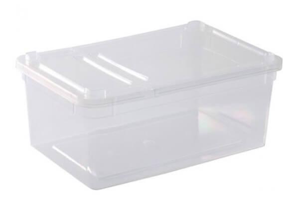 Boîte plastique