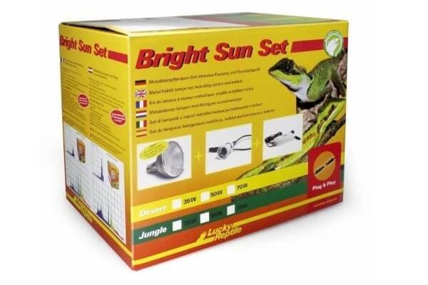 Bright Sun UV Desert Set