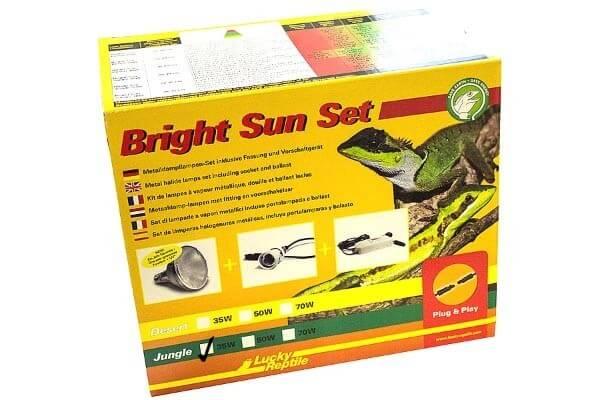 Bright Sun UV Jungle Set