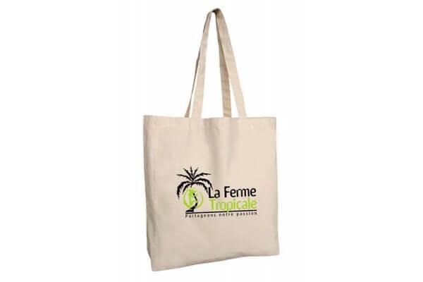 Tote bag classique La Ferme Tropicale
