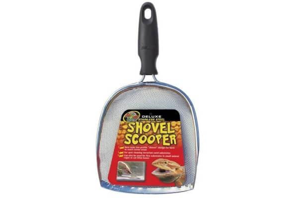 Shovel Scooper