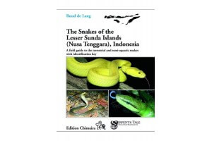 The Snakes of the Lesser Sunda Islands (Nusa Tenggara) - Indonesia