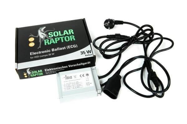 Ballast Solar Raptor