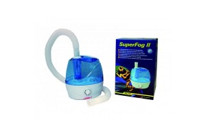 SuperFog II, humidificateur d'air pour terrariums