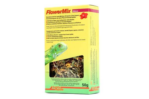 Flower mix Hibiscus - 50 g