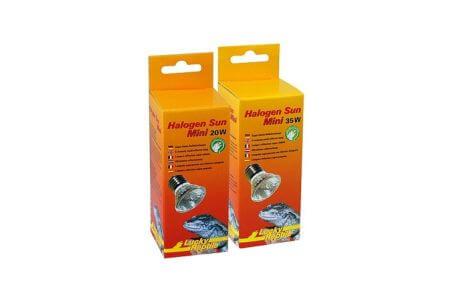 Halogen Sun Mini 2 ampoules