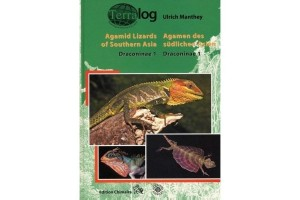 Agamid Lizards of Southern Asia Vol 1 TerraLog