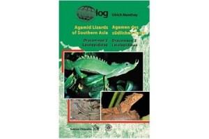 Agamid Lizards of Southern Asia Vol 2 TerraLog