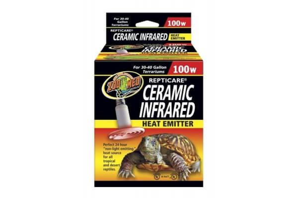 Ceramic Infrared - Lampe céramique