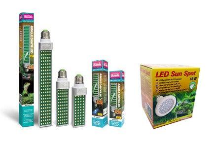 Achat Eclairage LED – Eclairage LED - La Ferme Tropicale