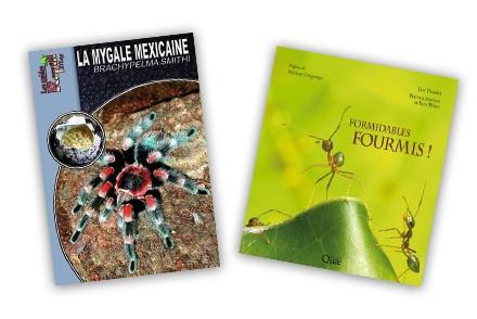 Achat Livres Invertébrés - Livres Invertébrés - La Ferme Tropicale