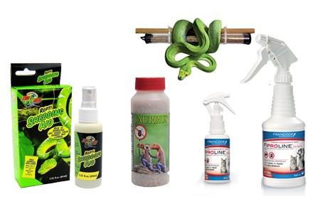 Achat Article Soin des Reptiles - Soins des Reptiles - La Ferme Tropicale