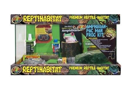 Achat Kit Pour Amphibien - Kit Pour Amphibiens - La Ferme Tropicale