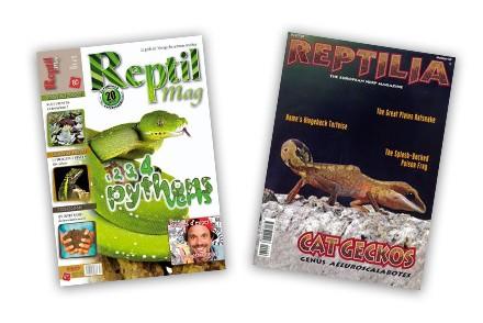 Achat Magazine Reptile - Magazines - La Ferme Tropicale