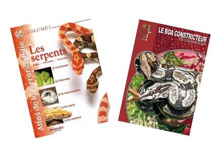 Livres serpents en français